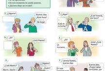 telephoner en espagnol