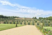 Gardens / Gardens from different europian palaces