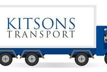Kitsons Branding / Our branding and illustrations