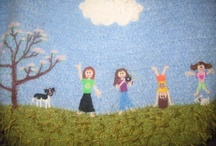 Felting / by Claire Davidson