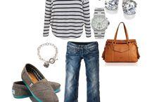 Clothing / by Emilia Ramires