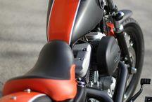Bikes / Harley's