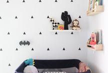 baby room / scandinavian baby room