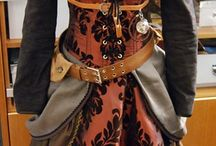 Steampunk / Steampunk influenced apparel