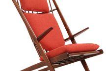 Poul Volther Sunburst/Goliat Chair