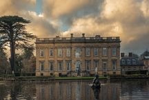 Easton Neston / Made up of 600 acres of picture perfect English countryside, Easton Neston remains a great estate of inspiration for Leon Max.