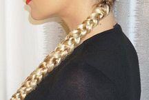 Kloe Kardashian Hairstyles