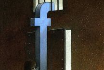 SOCIAL COMMENTARY ART / Contemporary social commentary about our world and view on society