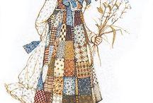 Holly Hobbie Illustrations