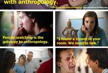 anthropology / by Kira Storms