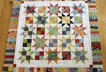 Stjerne-quilts