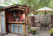 Outdoor Hashery (Kitchen / BBQ / Bar)