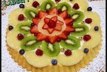 crostate con frutta