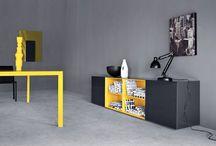 Zabudowy dzienne / Living Room Furniture