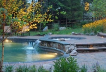 Backyard Outdoor Room Inspiration  / Just some inspiration to create the ultimate backyard oasis or Outdoor room.  / by Arnett Mumford