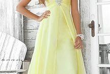 prom dresses / by Karen Smolchek Brady