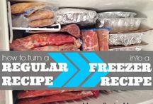Freezer Stuff