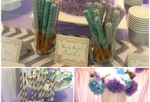 Little Girl Baby Shower Ideas