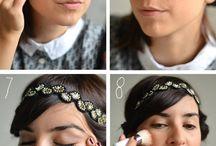 Make up  / by Belen Regis