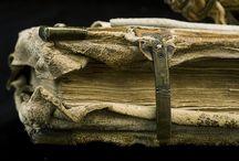 Books, Girdle Books, Manuscripts Etc & Their Boxes