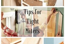 Miters & Joints