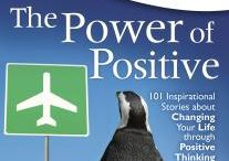 The Power of Positive / Everything you need to gain the power of positivity.  #inspiration #positive