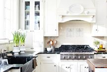 Kitchens We Want To Cook In / We love a good kitchen! Get kitchen faucets and sinks at http://www.eFaucets.com/Kitchen-Fixtures.asp