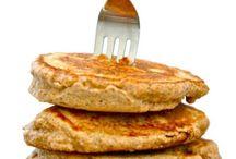 Pancakes / Pannukakut