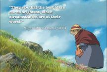 Ghibli quote