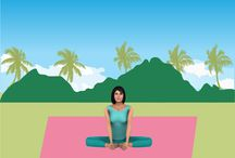 Yoga is a Path to Self-Esteem / In today's world one can see all sorts of negative connotations surrounding body image and self worth. From magazines and television to the Internet, people of all ages cannot escape the predispositions of what a healthy, perfect body looks like. For years we have been fighting a battle that is ongoing with negative self-esteem and self worth, often without success. http://onlineyogateachertraining.blogspot.com/2014/08/yoga-is-path-to-self-esteem.html