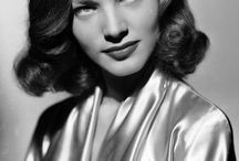 1945 Make Up, Fashion, Beauty / Make Up examples, hairstyle, fashion and beauty from 1945's