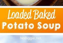 Soup Recipies / Soup