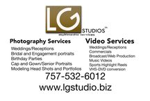 L.G. Studios Information / If you are looking for quality photography and video service at an affordable price, L.G. Studios is for you! / by L.G. Studios