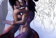 Chevelin Illustration