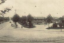 praça da republica com rua ipiranga,ainda não era av. (decada de 1910)