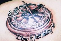 Time tattoo