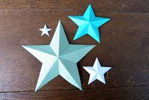 Sterne falten