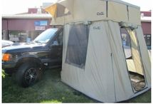 Car Top Tents / by Rochelle