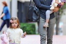 Celebs n Kids / Our favorite celebrities and their cute kids!
