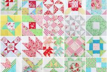 quilts: farmerswife blocks
