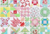 quilts: farmerswife blocks