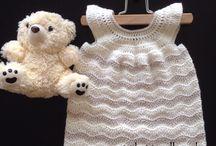 Mily dress crochet