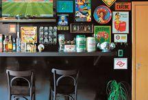 Inspiração , Pub Irlandês / by CasaBella Interiores