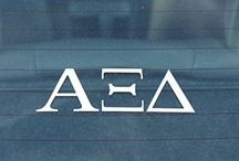 Alpha Xi Delta Gifts / Alpha Xi Delta Sorority and Greek Gifts
