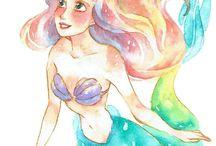 Little Mermaid at hammer Spring