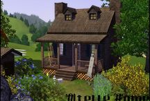 Sims 3 small homes