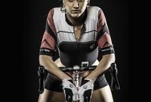 Trek woman
