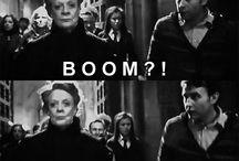 Harry Potter fandomnessssss yasssss