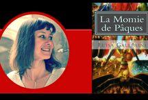 La Momie de Pâques / Comment une chasse aux momies en Afrique du Nord mène une jeune égyptologue au plus convoité des trésors : la vie éternelle.  - Roman d'aventure -