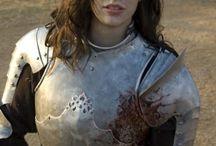 Women In Armors